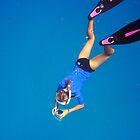 Deep Water Snorkeling - Great Barrier Reef  by Jaxybelle