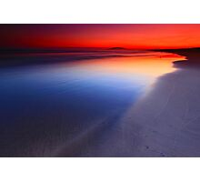 Seven Mile Beach Sunset Photographic Print