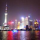 Shanghai - The Bund by Shannon Friel