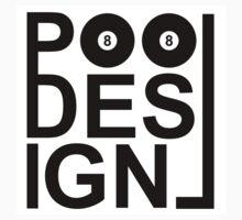 PoolDesign One Piece - Short Sleeve