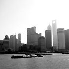 Shanghai - The Bund by Shannon Friel