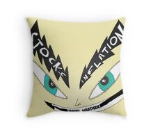 News Options Binaires en BD Stocks Inflation Trading Throw Pillow