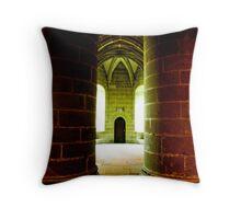 Mont St Michel France Throw Pillow