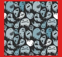 Ghosts party Baby Tee