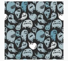 Ghosts party One Piece - Long Sleeve