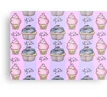 cupcakes and ice-cream!  Metal Print
