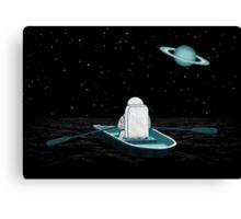 A Space Odyssey  Canvas Print