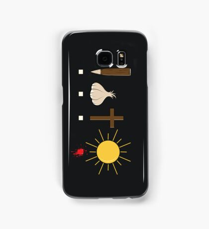 Choose Your Weapon Samsung Galaxy Case/Skin