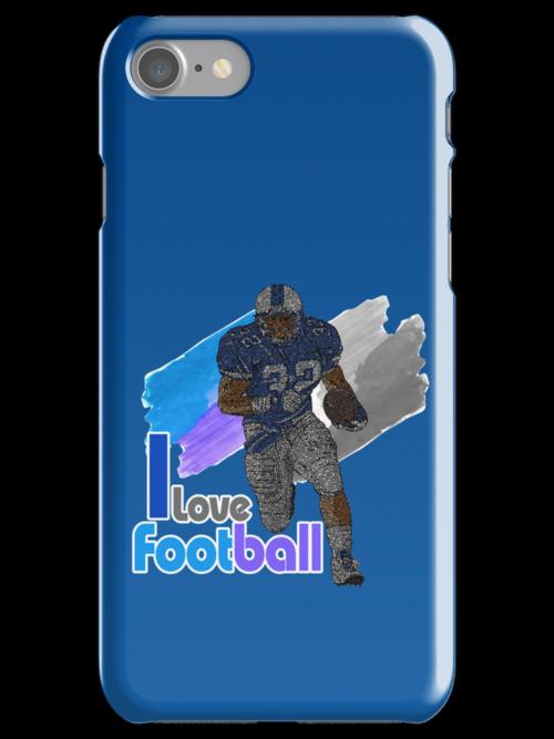I Love Football by noeljerke