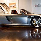 Porsche Carrera GT by Waqar