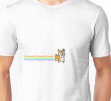 Nyan Space Unicorgi Unisex T-Shirt