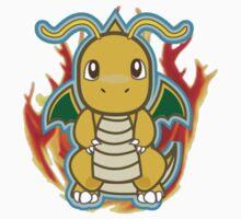 Pokemon - Dragonite by Tarobeast