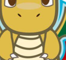 Pokemon - Dragonite Sticker