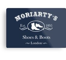 Moriarty's Shoe Shop Metal Print