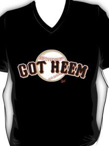 """VICT """"Got Heem"""" Wilson Black T-Shirt T-Shirt"""