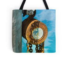 Block and Tackle - heron Island - Australia Tote Bag