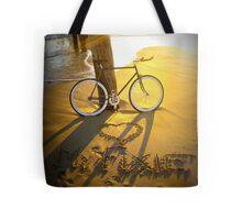Love My Fixie Tote Bag