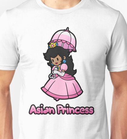 Asian Princess Peach Unisex T-Shirt