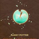 Harry Potter and the Order of the Phoenix Minimalist Poster by Risa Rodil