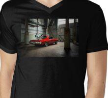 MRBADQ a Mens V-Neck T-Shirt