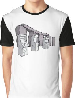 Arcade Henge Graphic T-Shirt