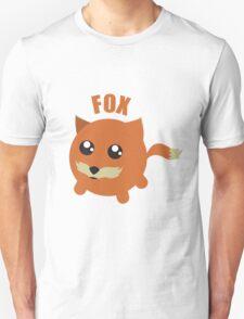 Stone Cold Fox Unisex T-Shirt