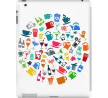 Food a sphere iPad Case/Skin