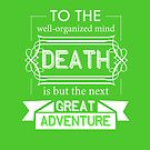 Harry Potter Quote 2 by Risa Rodil