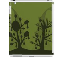 Food a tree iPad Case/Skin