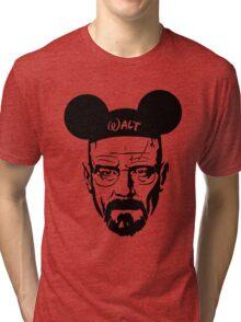 Transparent Walter Mouse Tri-blend T-Shirt