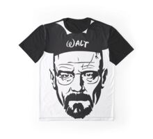 Transparent Walter Mouse Graphic T-Shirt