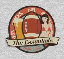 The Essentials - NFL by Benjamin Whealing