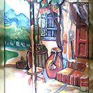 la casa di una nonna by antonio cariola