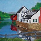 Londonderry, Vermont by Fred Jinkins