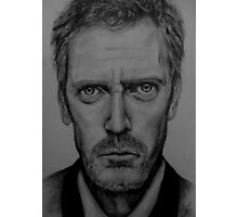 Hugh Laurie Photographic Print