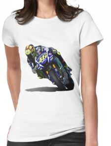 rossi Womens Fitted T-Shirt