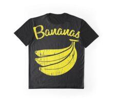 Bananas. Graphic T-Shirt