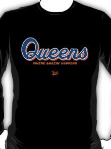 """VICT """"Queens is Amazin"""" T-Shirt T-Shirt"""