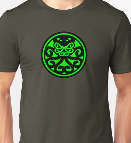 Hail Cthulhu (filled) Unisex T-Shirt