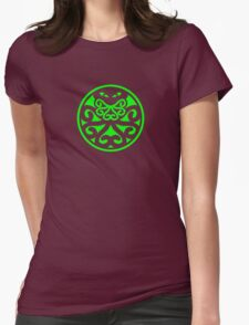 Hail Cthulhu Womens Fitted T-Shirt