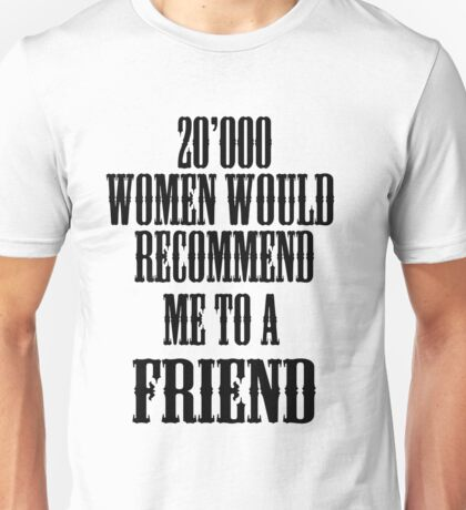 Recommended  Unisex T-Shirt