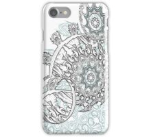 inked-10 iPhone Case/Skin