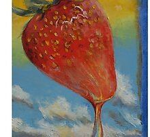 Strawberry Rainbow by Michael Creese