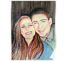Katie & Jerry Poster