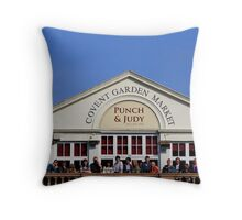 Covent Garden Throw Pillow