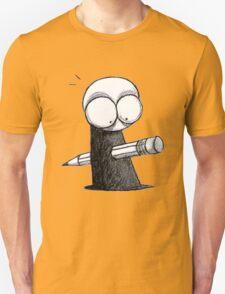 Murdered by illustrator T-Shirt