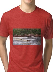 Black Brook Beach Tri-blend T-Shirt