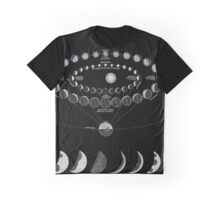 Moon Tracker Graphic T-Shirt