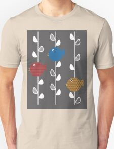 Birds of a Leave Unisex T-Shirt
