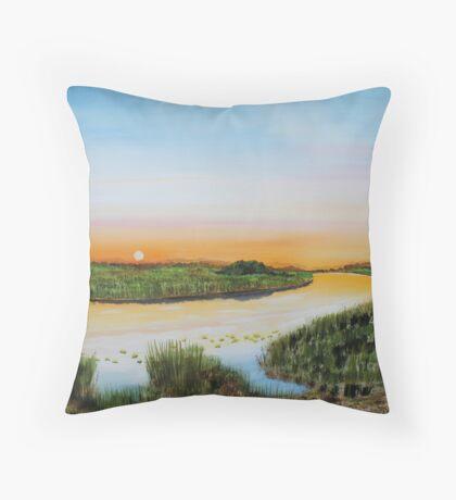 Willow Creek Throw Pillow